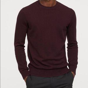 Fine Knit Sweater